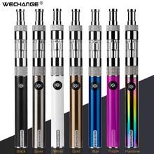 2015 Wechange vape pen Q2 e cigarette starter kit vapor pipes skillet vaporizer pen wickless atomizer ecig Mirco 5-Pin usb