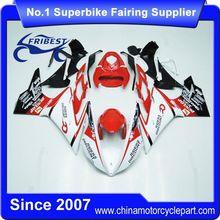 FFKTR003 China Fairings Motorcycle For Daytona 675 2013 2014 Red White And Black