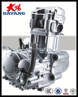 Single Cylinder Four Stroke Water Cooled Lifan 200cc Motorcycle Engine