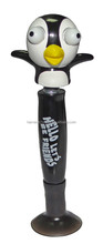 BOBBLE HEAD BALLPEN WITH SUCTION CUP