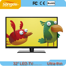 Fantastic Visual Enjoyment Cheapest Price China 32 Inch Clear TV