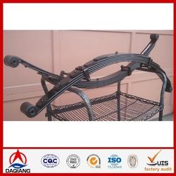 Suspension System off road trailer leaf springs