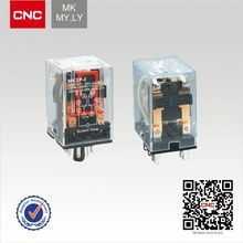 Stable performance MK MY,LY electric relay socket