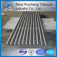 Supply wholeprice High-Qulity customized GR2 Titanium Bars ASTM B381 Factory from China