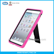 Specialized suppliers heavy duty kickstand case for ipad mini