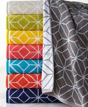 Alibaba china 100% Cotton jacquard Eco - friendly bath towel for gift