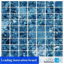 Supplier on alibaba epoxy material mosaic tile brick design