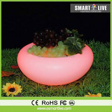 contemporary plastic furniture / hot-sale modern furniture / garden led ball light