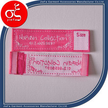 Factory Directly Supply New Designs of Woven Labels/Woven Clothing Labels/Cheap Woven Label