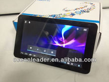 Wholesale 7 Inch VIA8880 Dual Core Tablet PC 1.5GHz Android 4.2 Dual Camera HDMI Capacitive Screen 4GB 512M Cortex A9 V7 Netbook