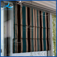 Factory direct supply roman shade pattern