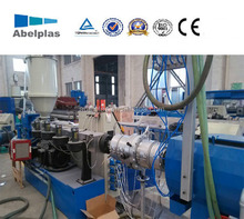 plastics compounding extruder machine