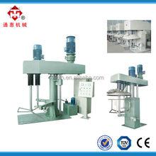 SJ-600 double shafts industrial paint agitator mixer