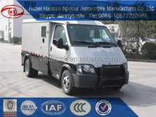 bulletproof army used armored truck cash carrier van cargo