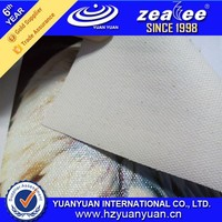"""36"""" 16*16yarn glossy non waterproof yellow pure cotton canvas for inkjet printing"""