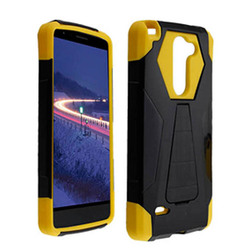 Wholesale for LG G3 Stylus Cases and Covers,Mobile Phone Shockproof Combine Stand Case