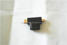 Mini/Micro HDMI Male to HDMI A female easy use One year warranty