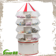 Candy Spinner Display