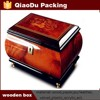 Factory supplied high end glossy OEM Glossy wooden jewelry box