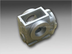 cast iron gearbox housing,Aluminium die casting pump shell,foundry cast housing