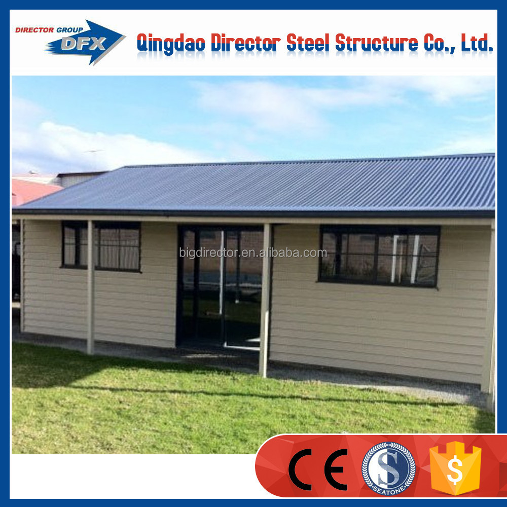 Cheap prefab steel structure portable house for sale buy for Cheap metal houses