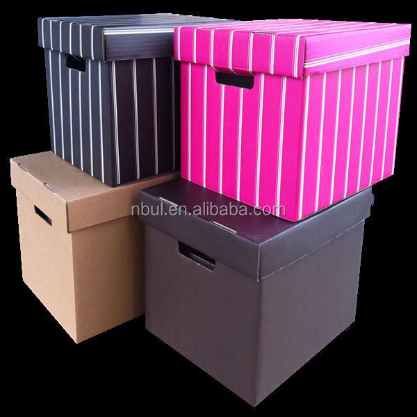 New style mode et utiles d coratif carton bo tes de - Boite decorative en carton ...