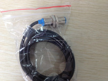 0-10V analog inductive proximity sensor M12 can sensing distance 4mm
