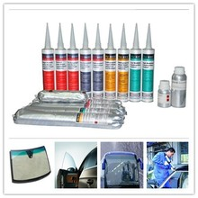 comprtitive price polyurethane auto glass sealer/pu car glass sealant pu8610