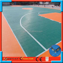 suspended modular basketballer court cover new arrival
