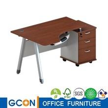 metal leg executive office desk