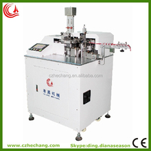 Full Automatic Wire cutting stripping tinning machine HC-20+TN