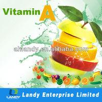 Vitamin A Palmitate oil 1.0miu/g food grade