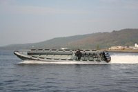 Professional 12. 3 M Rib Boat