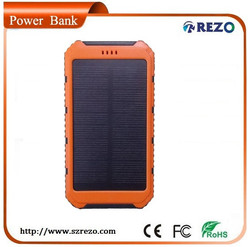Luminous 5W panel solar mobile charger, digital product solar charger