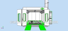 standard china painting booths for car body shops (CE,china)