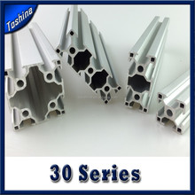 6000 series Anodized T Grooved Aluminum Profile