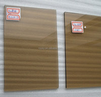 Qingdao Rocky- High quality 4/5/6mm bronze float glass,titned float glass for buidling