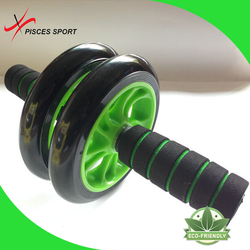 Exercise Equipment Ab Roller, Dual Exercise Wheel