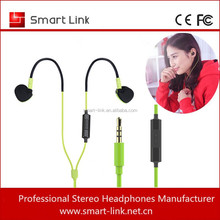 mini wired stereo water resistance in ear headset for phone