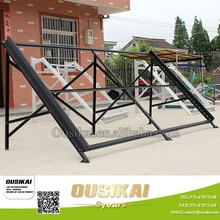 Easy installation aluminium alloy/galvanized/201stainless steel solar water heater frame/bracket