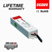 15W 12V waterproof led driver IP67 power supply BG-15-12 with CE ROHS