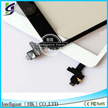 Mini front high quality Original new touch screen replacement glass for apple ipad mini white black