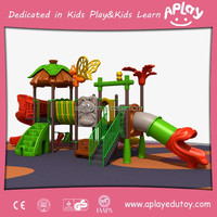 TUV Approved Daycare Early Childhood Playground Equipment