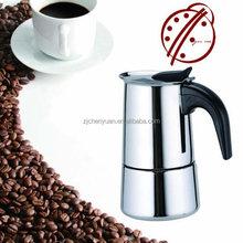 High quality Elegant Handles Design delonghi coffee /tea maker