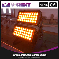 15W72 RGBWA 5-IN-1 led city color light