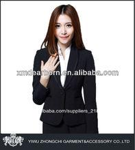 uniformes de oficina de diseños para la mujer