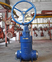 Butt Weld Rising Stem Gate Valve
