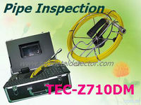 Best Quality Sewer Camera Inspection with DVR Control Box TEC-Z710DM