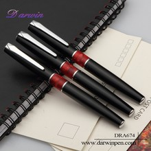 Business metal ballpen, promotional metal pen , office ballpen