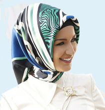 2014 Fashion Hot Turkish Hijab Silk Hijabs